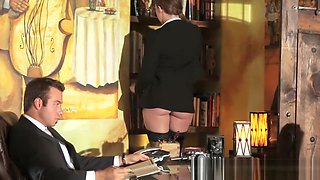 Maddy O'Reilly fucked by her boss