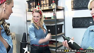 Brazzers - Hot And Mean - Abbey Brooks Nikki
