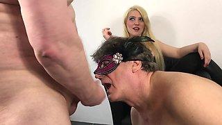 Bisex Slave Action