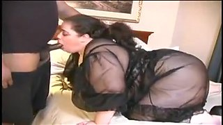 Bbw White Wife Fucks Small Black Dick