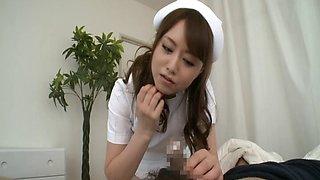 Nurse who like licking assholes Akiho Yoshizawa doggystyle boned