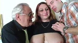 milf with mega tits fucked hard