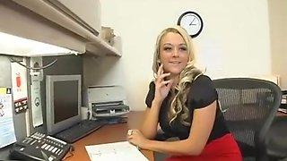 Briana Blair Live as a Secretary (RedBlack)
