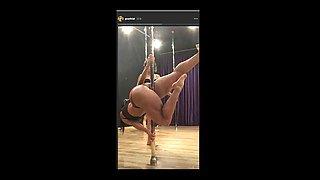 Gracyann3 no pole dance 05