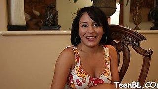 innocent beauty tastes a schlong video video 2