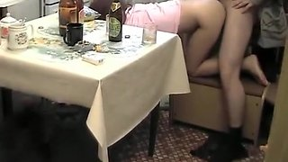 Drunk Chick Tricked Into Fucking