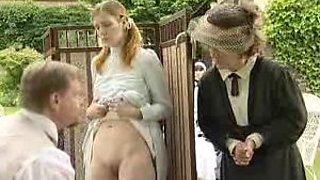 THis is an  old school sexual delights in the garden