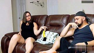 Mom uncensored Big Ass Fuck Son vs Creampie