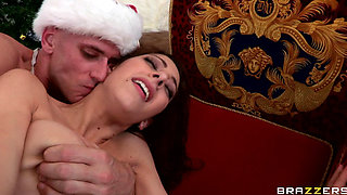 Lexi Bloom - I'm Dreaming of a White Christmas... On My Face!