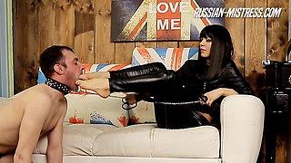 Mistress Gabriella Videos - Russian-Mistress