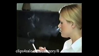 sexy women smoking in clips4sale.com