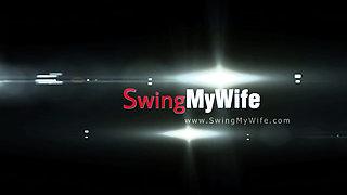 Sweet Young Swinger Wifey