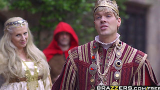 Brazzers   ZZ Series   Peta Jensen and Marc Rose   Storm Of Kings Parody Part 4