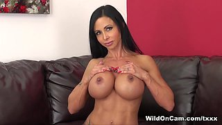 Jewels Jade in Jewels Jade Live - WildOnCam
