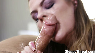 Sloppy Blowjobs compilation video