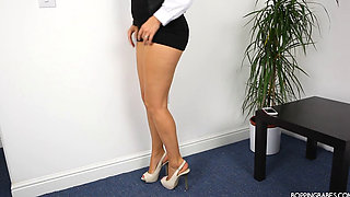 Hayley Marie Coppin Slutty Secretary BoppingBabes 1080p