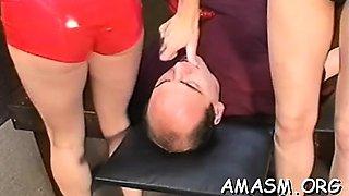 Interracial facesitting sex scenes on home livecam