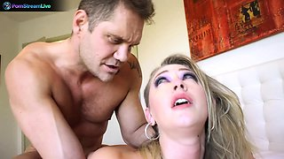 Kagney Linn Karter glamour beauty and unmatched sexual