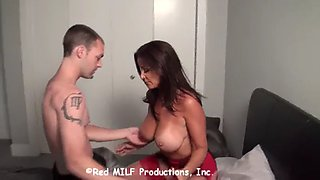 mom and son affair