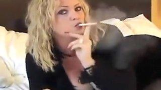 Best homemade MILFs, Blonde porn scene