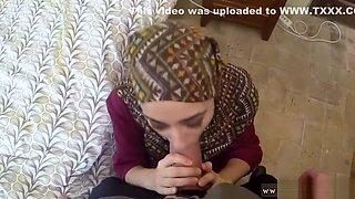 Alexandras arab house maid xxx two girls no