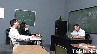 coach drills his student teen film 7