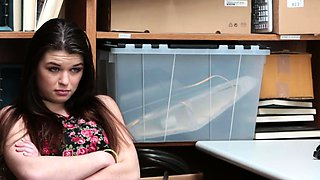 Teacher seduces teen student and german cream Suspected thie