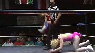 women pro wrestling