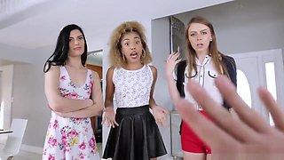 Bikini Orgy Side Chicks