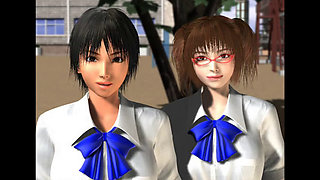 Umemaro 3D - Vol.6 - Senpai
