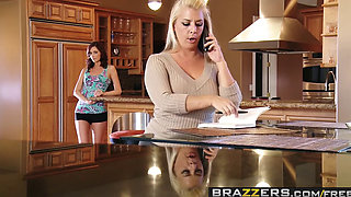 Brazzers   Dirty Masseur   Katie Jordin Johnny Sins   I Stole Mamas Massage