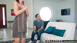 Brazzers - Baby Got Boobs - Aidra Fox Keiran Lee - My Buddys Sisters Boobs - Trailer preview