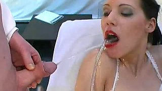 viktoria german piss nurse