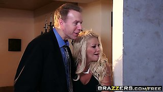 Brazzers - Mommy Got Boobs - JR Carrington Ma