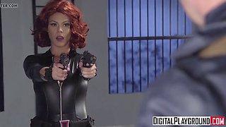 DigitalPlayground - Captain America A XXX Parody