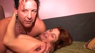 Busty Italian Mature Gets Anal