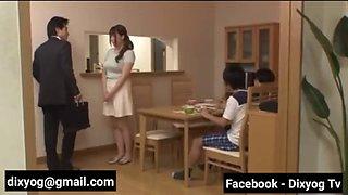 Japanese aunty fuck