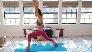 Fitness hot ass hot cameltoe 107(yoga)