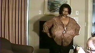 Fabulous Big Butt, Lingerie xxx clip