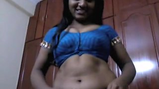 Andhra Aunty Stripping Naked