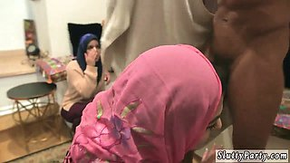 Blonde blowjob swallow Hot arab girls try foursome