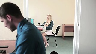 Babes - Office Obsession - Kiara Lord and Kri