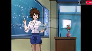 Hentai uncensored school gangbang english dubbed
