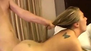 wife with tiny tits christine bouncing on a pulsating boner