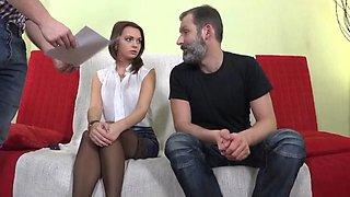 Russian cucold, femdome, russian porno, slave