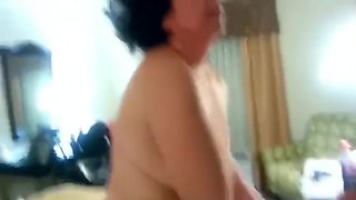 Husband arranges for wife to fuck their son - long awaited, momentous