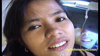 Exploitedteensasia Exclusive Scene Tina Filipino Amateur Teen Gets Massive Bukkake Her Clit Is Erect Check It Out.