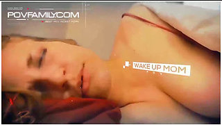 CreamPie Mom   Son s First Time with Mom B030C78 - www.povfamily.com