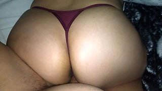 cK VERY HOT THONG!! MY SISTER'S BIG ASS!!