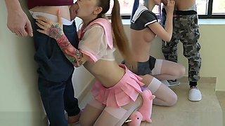 Blowjobs Marcelin Abadir and Siberianstacy schoolgirls